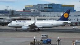 matt3さんが、フランクフルト国際空港で撮影したルフトハンザドイツ航空 A320-214の航空フォト(飛行機 写真・画像)