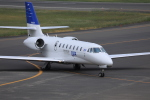 Sugikiyoさんが、鳥取空港で撮影した宇宙航空研究開発機構 680 Citation Sovereignの航空フォト(写真)