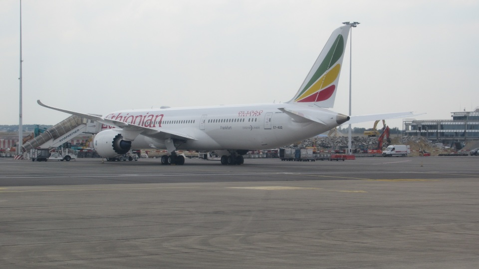 matt3さんのエチオピア航空 Boeing 787-9 (ET-AUQ) 航空フォト