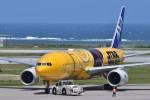 Take51さんが、那覇空港で撮影した全日空 777-281/ERの航空フォト(写真)