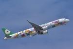Take51さんが、那覇空港で撮影したエバー航空 A321-211の航空フォト(写真)