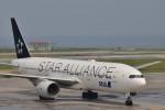 Take51さんが、那覇空港で撮影した全日空 777-281の航空フォト(写真)