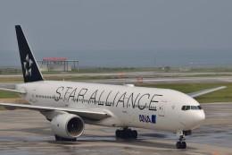 Take51さんが、那覇空港で撮影した全日空 777-281の航空フォト(飛行機 写真・画像)