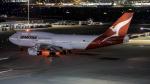 Cozy Gotoさんが、羽田空港で撮影したカンタス航空 747-438の航空フォト(写真)