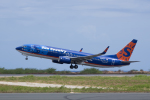 かずまっくすさんが、ダニエル・K・イノウエ国際空港で撮影したサンカントリー・エアラインズ 737-8K2の航空フォト(写真)