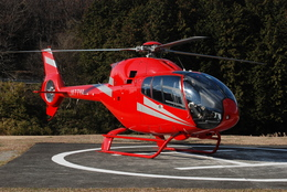 Soraya_Projectさんが、上横倉ヘリポートで撮影したステータスレーベー EC120B Colibriの航空フォト(飛行機 写真・画像)