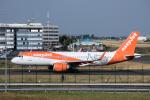 xingyeさんが、パリ シャルル・ド・ゴール国際空港で撮影したイージージェット A320-251Nの航空フォト(写真)