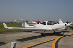 ショウさんが、宇都宮飛行場で撮影したアルファーアビエィション DA40 NG Diamond Starの航空フォト(写真)