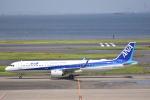 flying-dutchmanさんが、羽田空港で撮影した全日空 A321-272Nの航空フォト(写真)