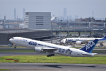 flying-dutchmanさんが、羽田空港で撮影した全日空 767-381/ERの航空フォト(写真)