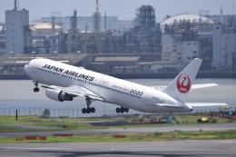 flying-dutchmanさんが、羽田空港で撮影した日本航空 767-346/ERの航空フォト(飛行機 写真・画像)