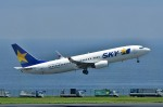 Dojalanaさんが、羽田空港で撮影したスカイマーク 737-86Nの航空フォト(写真)