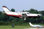 A-Chanさんが、ホンダエアポートで撮影した日本個人所有 TBM-700の航空フォト(写真)