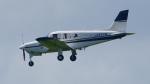 パンダさんが、大利根飛行場で撮影した日本個人所有 PA-28R-201 Arrowの航空フォト(写真)