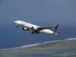 おっつんさんが、新石垣空港で撮影した全日空 777-281の航空フォト(飛行機 写真・画像)