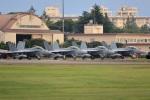 new_2106さんが、横田基地で撮影したアメリカ海軍 EA-18G Growlerの航空フォト(写真)
