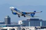 LAX Spotterさんが、ロサンゼルス国際空港で撮影したXL航空 フランス A330-243の航空フォト(写真)