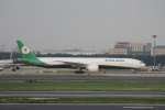 TAOTAOさんが、北京首都国際空港で撮影したエバー航空 777-35E/ERの航空フォト(写真)