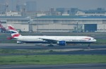 Dojalanaさんが、羽田空港で撮影したブリティッシュ・エアウェイズ 777-336/ERの航空フォト(飛行機 写真・画像)