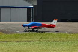 tsubasa0624さんが、南紀白浜空港で撮影した日本個人所有 PA-28-140 Cherokeeの航空フォト(飛行機 写真・画像)