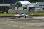 tsubasa0624さんが、南紀白浜空港で撮影した日本個人所有 A36 Bonanza 36の航空フォト(写真)