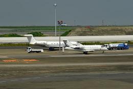 tsubasa0624さんが、羽田空港で撮影したTVPX ARS INC TRUSTEE CL-600-1A11 Challenger 600の航空フォト(飛行機 写真・画像)