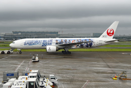 tsubasa0624さんが、羽田空港で撮影した日本航空 777-289の航空フォト(写真)