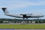 Chofu Spotter Ariaさんが、横田基地で撮影したアメリカ空軍 C-5M Super Galaxyの航空フォト(飛行機 写真・画像)
