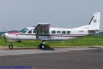 Chofu Spotter Ariaさんが、龍ケ崎飛行場で撮影した中日本航空 208B Grand Caravanの航空フォト(飛行機 写真・画像)