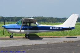 Chofu Spotter Ariaさんが、龍ケ崎飛行場で撮影した愛媛航空 172H Ramの航空フォト(飛行機 写真・画像)