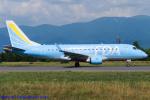 Chofu Spotter Ariaさんが、松本空港で撮影したフジドリームエアラインズ ERJ-170-100 (ERJ-170STD)の航空フォト(飛行機 写真・画像)