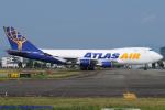 Chofu Spotter Ariaさんが、横田基地で撮影したアトラス航空 747-47UF/SCDの航空フォト(飛行機 写真・画像)