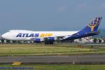 Chofu Spotter Ariaさんが、横田基地で撮影したアトラス航空 747-47UF/SCDの航空フォト(写真)