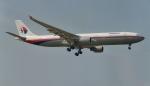 kenko.sさんが、名古屋飛行場で撮影したマレーシア航空 A330-322の航空フォト(写真)