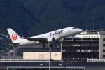 おみずさんが、伊丹空港で撮影したジェイ・エア ERJ-170-100 (ERJ-170STD)の航空フォト(写真)