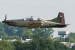 Tomo-Papaさんが、フェアフォード空軍基地で撮影したスロベニア空軍 - Slovenian Air Force  PC-9Mの航空フォト(写真)