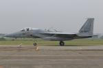 ぽんさんが、千歳基地で撮影した航空自衛隊 F-15J Eagleの航空フォト(写真)