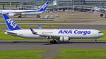 tkosadaさんが、羽田空港で撮影した全日空 767-316F/ERの航空フォト(写真)