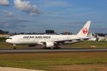 おみずさんが、伊丹空港で撮影した日本航空 777-289の航空フォト(写真)