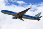 おみずさんが、関西国際空港で撮影したKLMオランダ航空 777-206/ERの航空フォト(写真)
