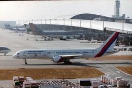シンジョウさんが、関西国際空港で撮影したロイヤル・ネパール航空 757-2F8の航空フォト(飛行機 写真・画像)