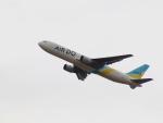 なまくら はげるさんが、羽田空港で撮影したAIR DO 767-33A/ERの航空フォト(写真)