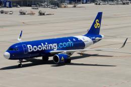 きんめいさんが、中部国際空港で撮影した春秋航空 A320-214の航空フォト(写真)