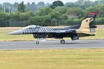 nobu2000さんが、フェアフォード空軍基地で撮影したトルコ空軍 F-16 Fighting Falconの航空フォト(写真)