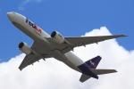 おみずさんが、関西国際空港で撮影したフェデックス・エクスプレス 777-FS2の航空フォト(写真)