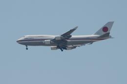 E-75さんが、函館空港で撮影した航空自衛隊 747-47Cの航空フォト(写真)