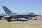 ちゃぽんさんが、アバロン空港で撮影したアメリカ空軍 F-16CM-50-CF Fighting Falconの航空フォト(写真)