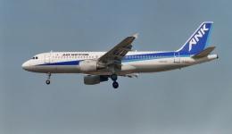 kenko.sさんが、名古屋飛行場で撮影したエアーニッポン A320-211の航空フォト(飛行機 写真・画像)