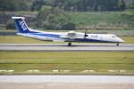 kumagorouさんが、長崎空港で撮影したANAウイングス DHC-8-402Q Dash 8の航空フォト(写真)