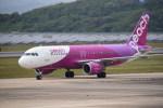 kumagorouさんが、長崎空港で撮影したピーチ A320-214の航空フォト(写真)